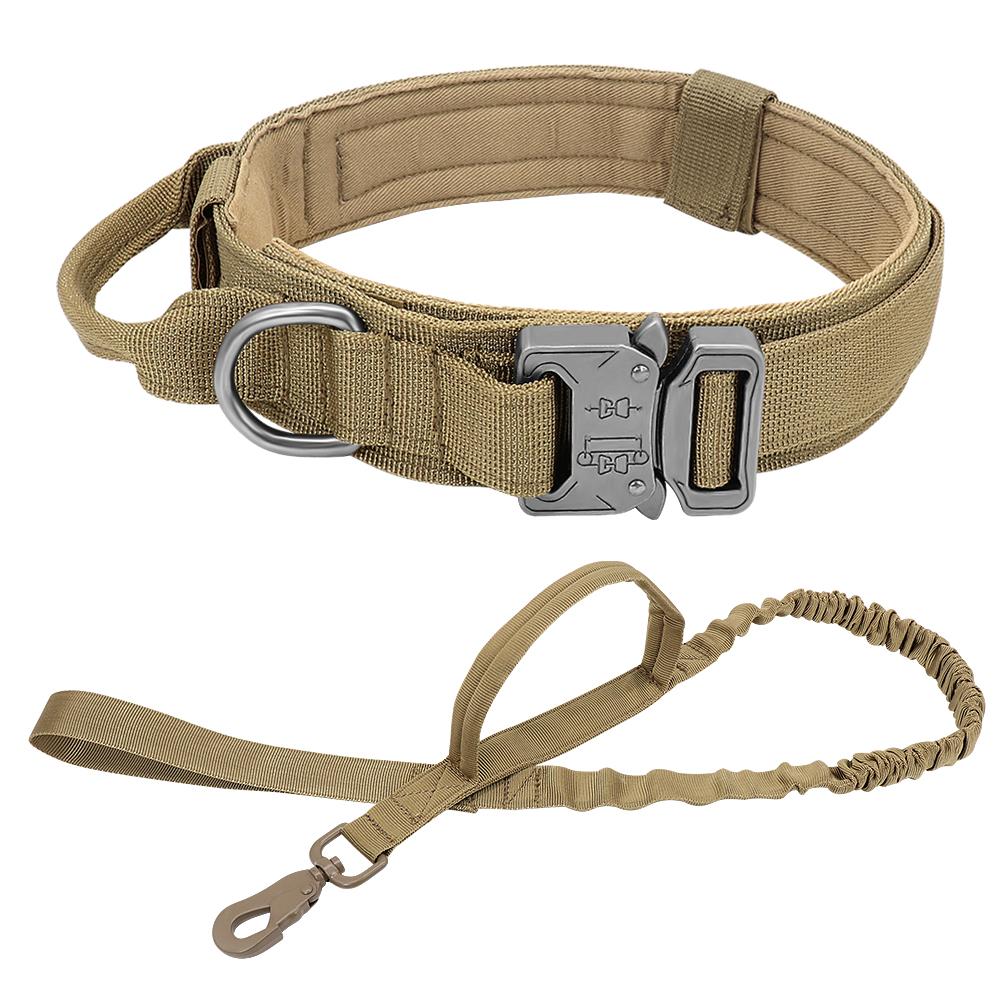 Military Tactical Dog K9 Collar
