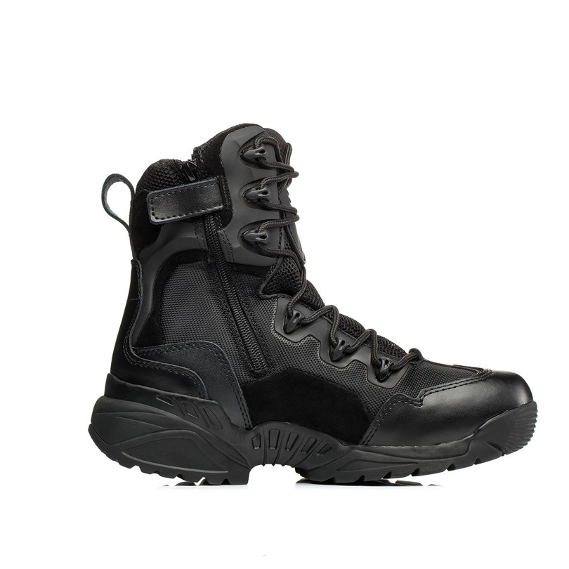 Military Boots Combat Ankle Boot Tactical Army Boot Hunting Trekking Camping Male Shoes