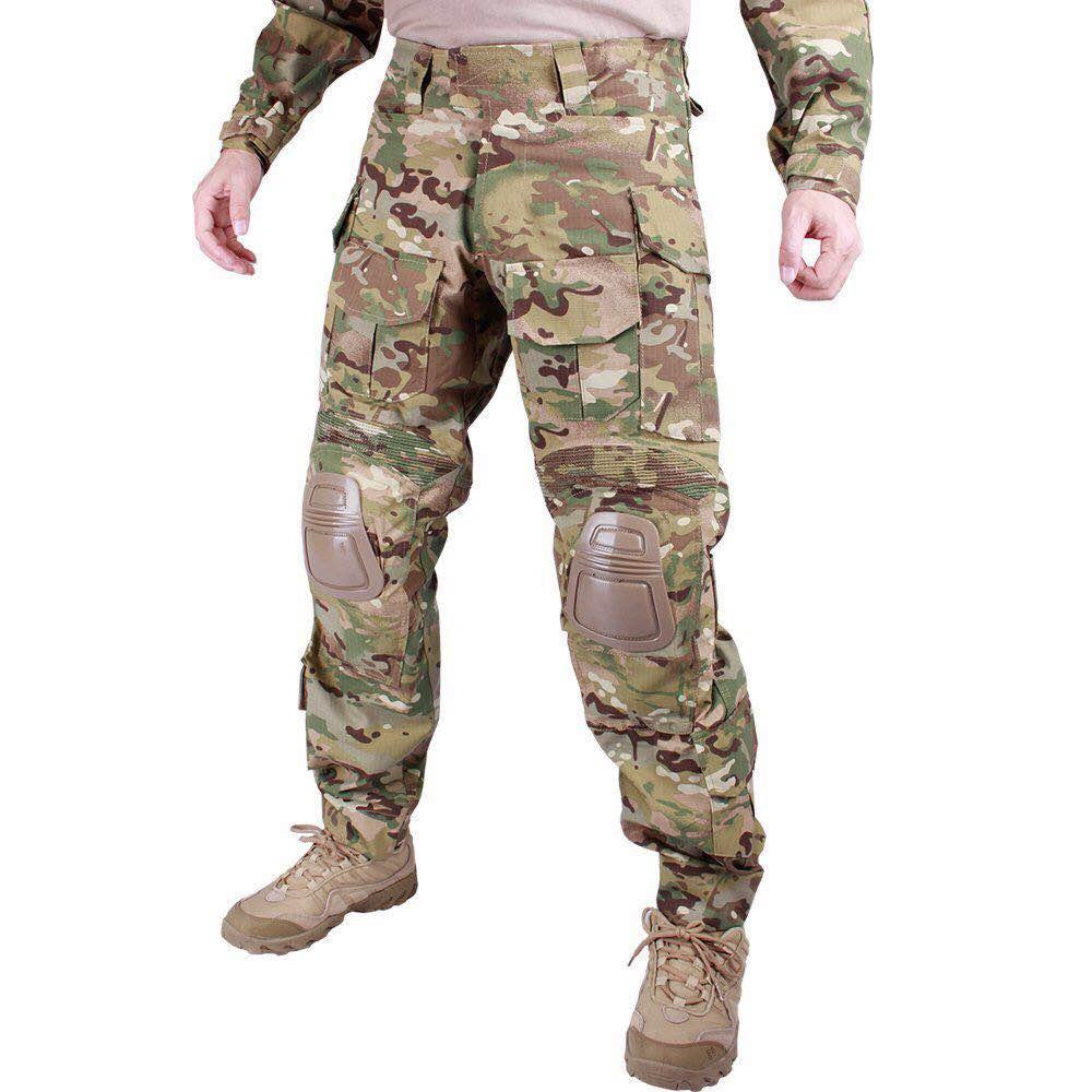Multicam Camouflage G3 Combat Suit