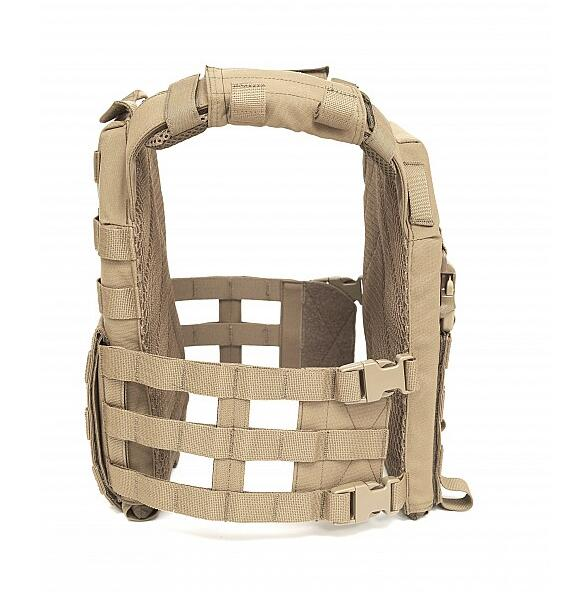 Oxford Fabric Molle System Magazine Pouches Plate Carrier