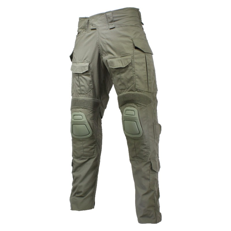 Olive Green G3 Combat Pants Cargo Trousers
