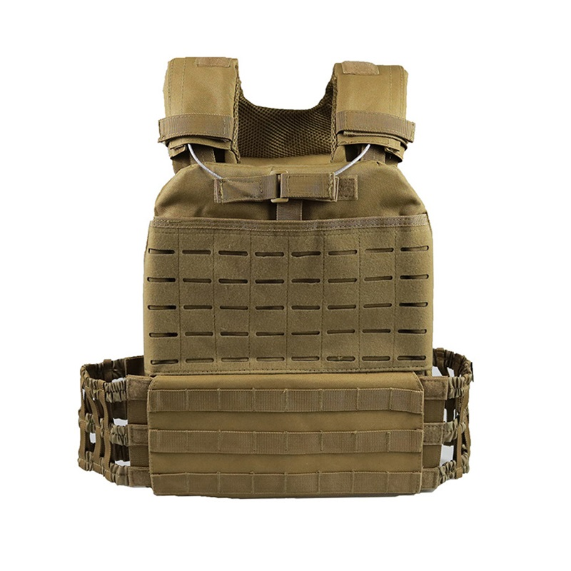 1000D Nylon Outdoor Training Adjustable CS Protective Quick Release Vest